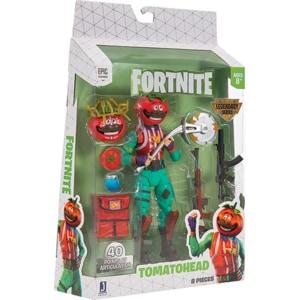 Figurina FORTNITE Tomatohead FNT0131, 8 ani+, verde-rosu