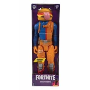 Figurina FORTNITE Beefboss FNT0184, 8 ani+, portocaliu-rosu