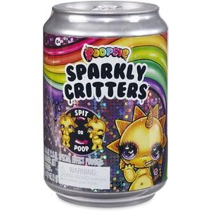 Papusa POOPSIE Slime Sparkly Critters 559870E7C, 6 ani+, multicolor