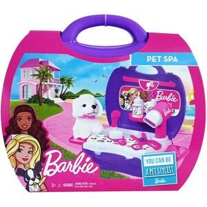 Jucarie de rol MEGA CREATIVE Barbie stilist animalute MC423286, 3 ani+, multicolor