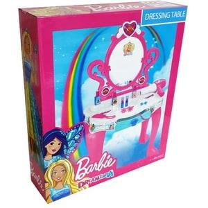 Jucarie de rol MEGA CREATIVE Barbie masuta de toaleta MC423289, 3 ani+, multicolor