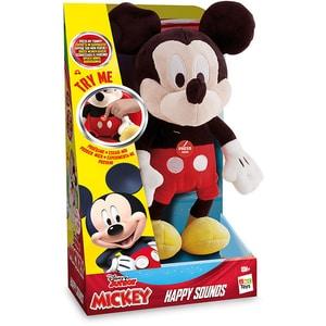 Jucarie de plus DISNEY Mickey Mouse cu functii 181106, 12 luni+, negru-rosu