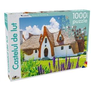 Puzzle NORIEL Peisaje din Romania - Castelul de lut NOR5250, 5 ani+, 1000 piese