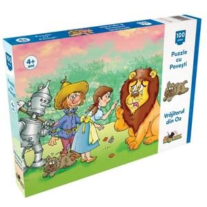 Puzzle NORIEL Vrajitorul din Oz NOR5311, 4 ani+, 100 piese