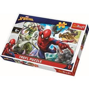 Puzzle TREFL Spiderman 13235, 6 ani+, 200 piese