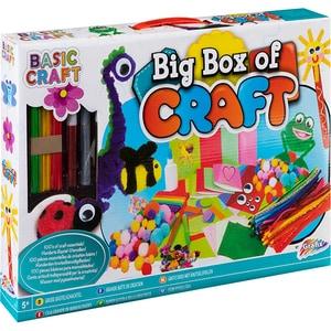 Jucarie creativa GRAFIX Set mare craft RG1092, 5 ani+, multicolor
