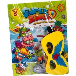 Figurina SUPERZINGS 3 SZ30502, 3 ani+, multicolor