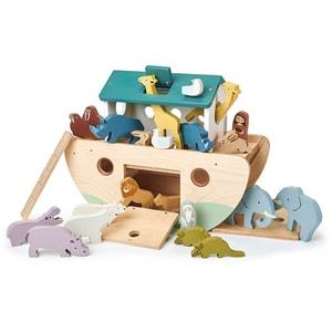 Set figurine TENDER LEAF Arca lui Noe TL8306, 3 ani+, multicolor