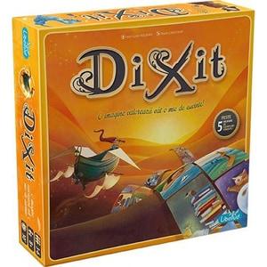Joc de societate LIBELLUD Dixit DIX01RO, 8 ani+, 3 - 6 jucatori