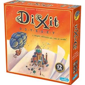 Joc de societate LIBELLUD Dixit - Odyssey DIX03RO, 8 ani+, 3-6 jucatori
