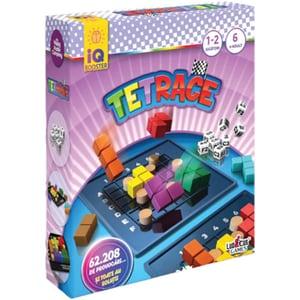 Joc de societate IQ BOOSTER Tetrace IQ2558, 6 ani+, 1-2 persoane