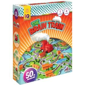 Joc de societate IQ BOOSTER The Brain Train IQ2565, 4 ani+, 1 persoana