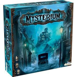 Joc de societate LIBELLUD Mysterium - Conac al misterelor LIBMYST01, 10 ani+, 2-7 jucatori