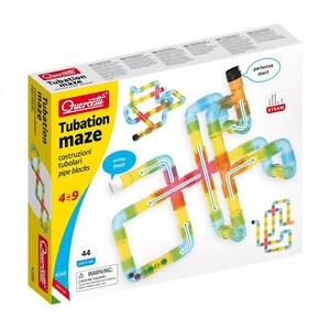 Joc constructie QUERCETTI Tubation Maze Q4168, 4 - 9 ani, 36 piese