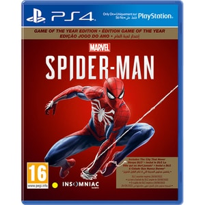 Marvel's Spider-Man Game of the Year (GOTY) PS4