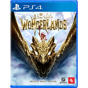 Tiny Tina's Wonderlands Chaotic Great Edition PS4