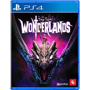 Tiny Tina's Wonderlands PS4
