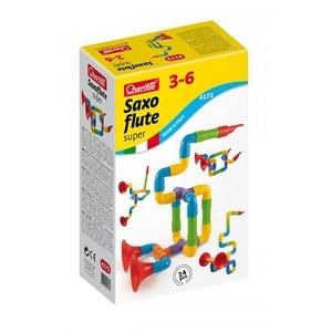Joc constructie QUERCETTI Super Saxoflaut Q4172, 3 - 6 ani, 24 piese