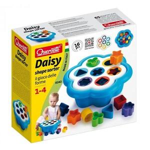 Jucarie de sortat QUERCETTI Daisy Q0242, 1 - 4 ani, multicolor