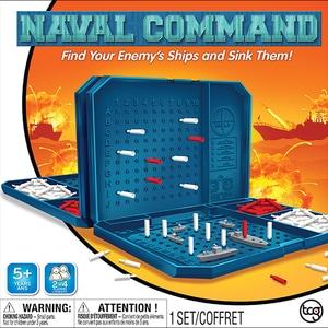 Joc de societate TCG GAMES Naval Command TG6028, 5 ani+, 2 - 4 jucatori