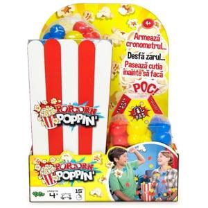 Joc educativ NORIEL Popcorn Poppin YL020260, 4 ani+