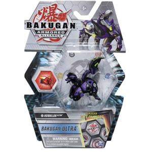 Figurina BAKUGAN S2 Armored Alliance - Ultra Howlkor 6055885_20122473, 6 ani+, negru-mov