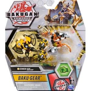 Figurina BAKUGAN Armored Alliance - Ultra Eenoch cu echipament Baku-Gear 6055887_20124767, 6 ani+, multicolor