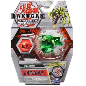 Figurina BAKUGAN S2 Basic Barbetra 6055868_20124288, 6 ani+, verde