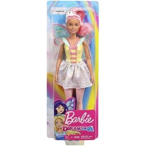 Papusa BARBIE Dreamtopia Fairy Doll MTFXT03, 3 ani+, multicolor