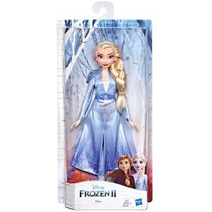 Papusa FROZEN Disney II Elsa E6709, 3 ani+, bleu-albastru