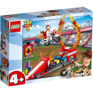 LEGO Toy Story: Spectacolul de cascadorii al Ducelui Caboom 10767, 4 ani+, 120 piese