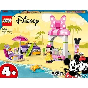 LEGO Mickey and Friends: Magazinul cuinghetata al lui Minnie Mouse 10773, 4 ani+, 100 piese