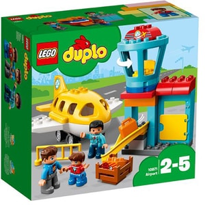 LEGO Duplo: Aeroport 10871, 2 - 5 ani, 29 piese