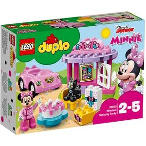 LEGO Duplo: Petrecerea lui Minnie 10873, 2 - 5 ani, 21 piese