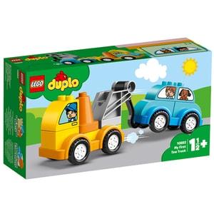 LEGO Duplo: Primul meu camion de remorcare 10883, 1.5 ani +, 11 piese