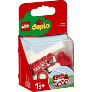 LEGO Duplo: Camionul de pompieri 10917, 18 luni+, 6 piese