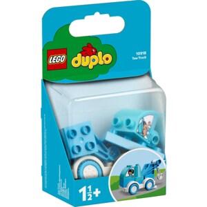 LEGO Duplo: Camion cu remorca 10918, 18 luni+, 7 piese
