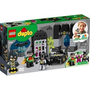 LEGO Duplo: Batcave 10919, 2 ani+, 33 piese