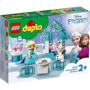 LEGO Duplo: Elsa si Olaf la petrecere 10920, 2 ani+, 17 piese