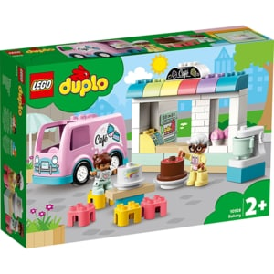 LEGO Duplo: Brutarie 10928, 2 ani+, 46 piese