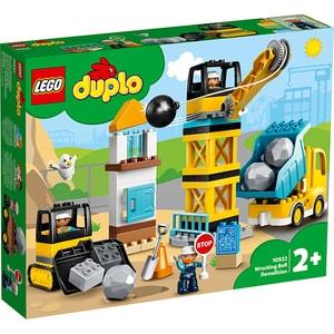 LEGO Duplo: Bila de demolare 10932, 2 ani+, 56 piese