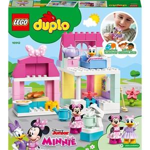 LEGO DUPLO: Casa si cafeneaua lui Minnie 10942, 2 ani+, 91 piese