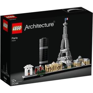 LEGO Architecture: Paris 21044, 12 ani+, 649 piese