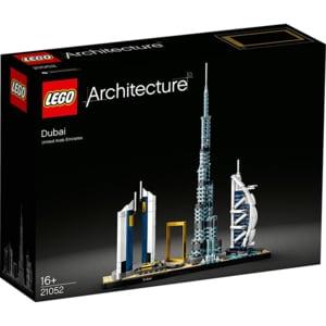LEGO Architecture: Dubai 21052, 16 ani+, 740 piese