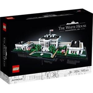 LEGO Architecture: Casa Alba 21054, 18 ani+, 1483 piese