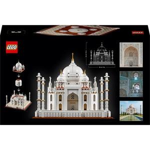 LEGO Architecture: Taj Mahal 21056, 18 ani+, 2022 piese