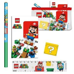 LEGO Super Mario: Gift Stationary 3094, 6 ani+, 5 piese