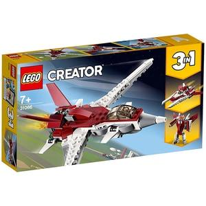 LEGO Creator: Planorul viitorului 31086, 7 ani+, 157 piese