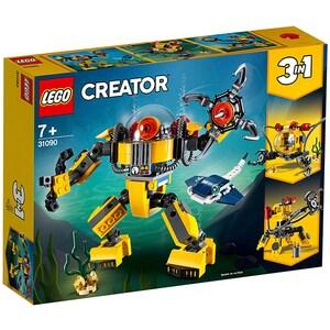 LEGO Creator: Robot subacvatic 31090, 7 ani+, 207 piese