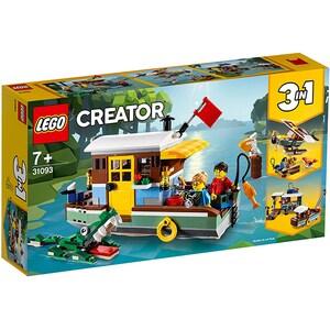 LEGO Creator: Casuta din barca 31093, 7 ani+, 396 piese